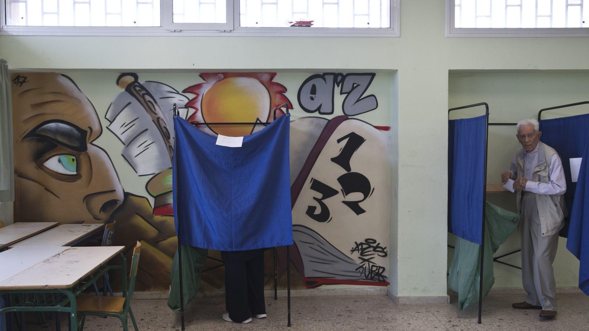 Дясната опозиционна Нова демокрация спечели убедително местните избори в Гърция
