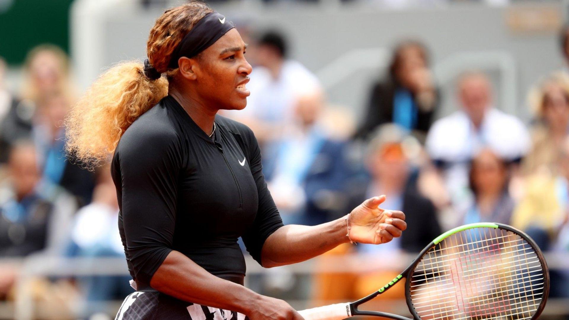 Серина продължава доминацията си при най-богатите спортистки