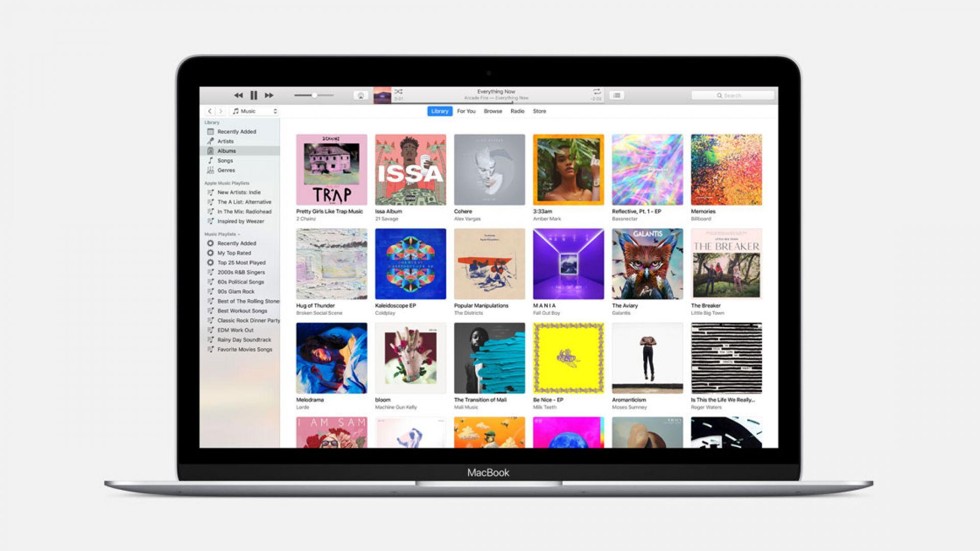 Apple слага край на iTunes