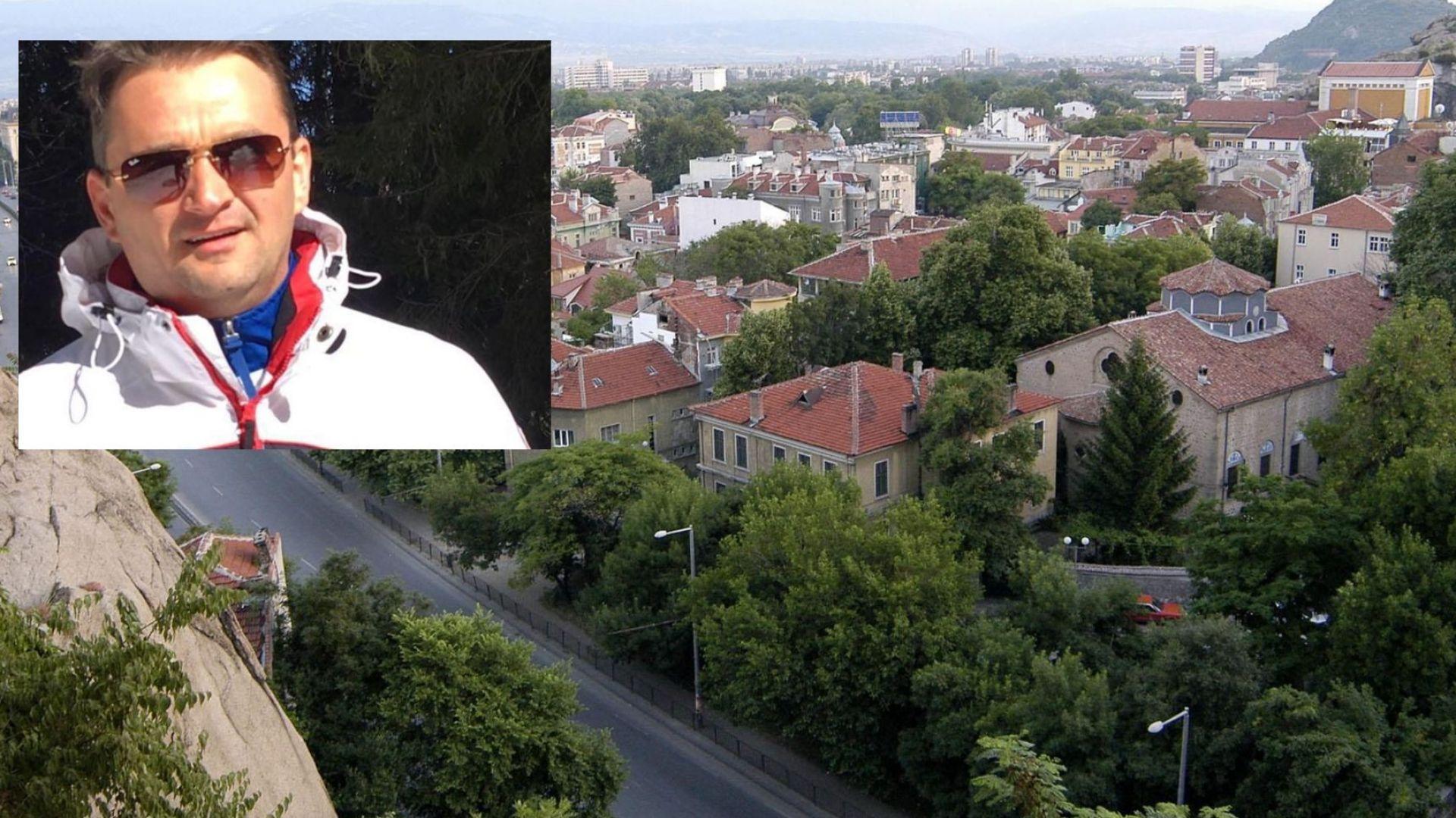 Проговори бизнесменът, подал сигнала срещу арестувания кмет в Пловдив