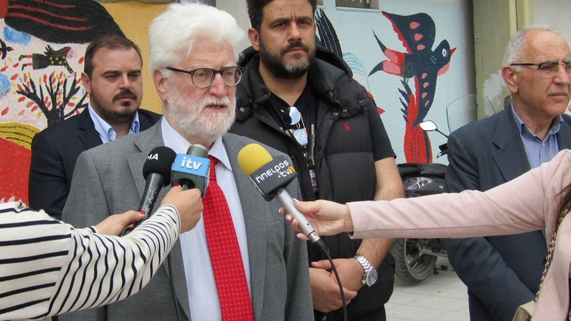 За първи път в съвременна Гърция евреин беше избран за кмет