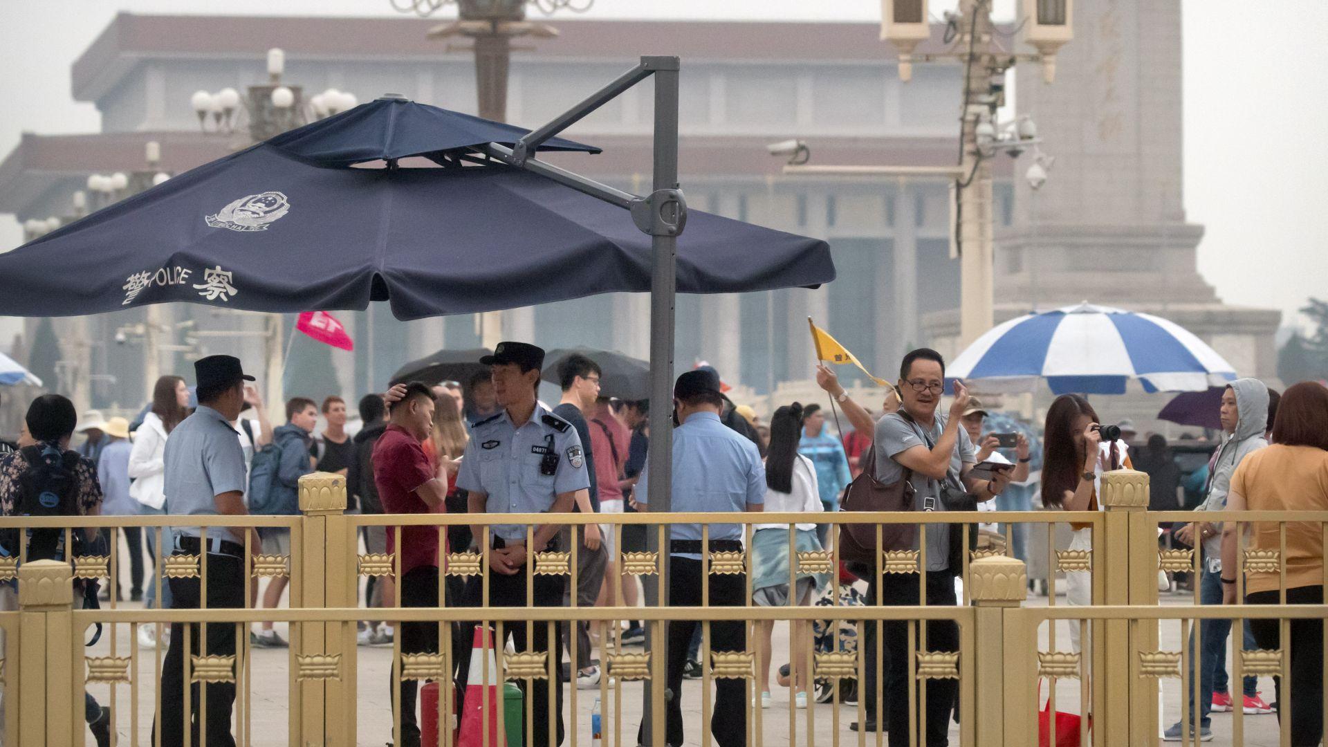 """Помпейо разгневи Китай по повод кървавия """"Тянанмън"""""""