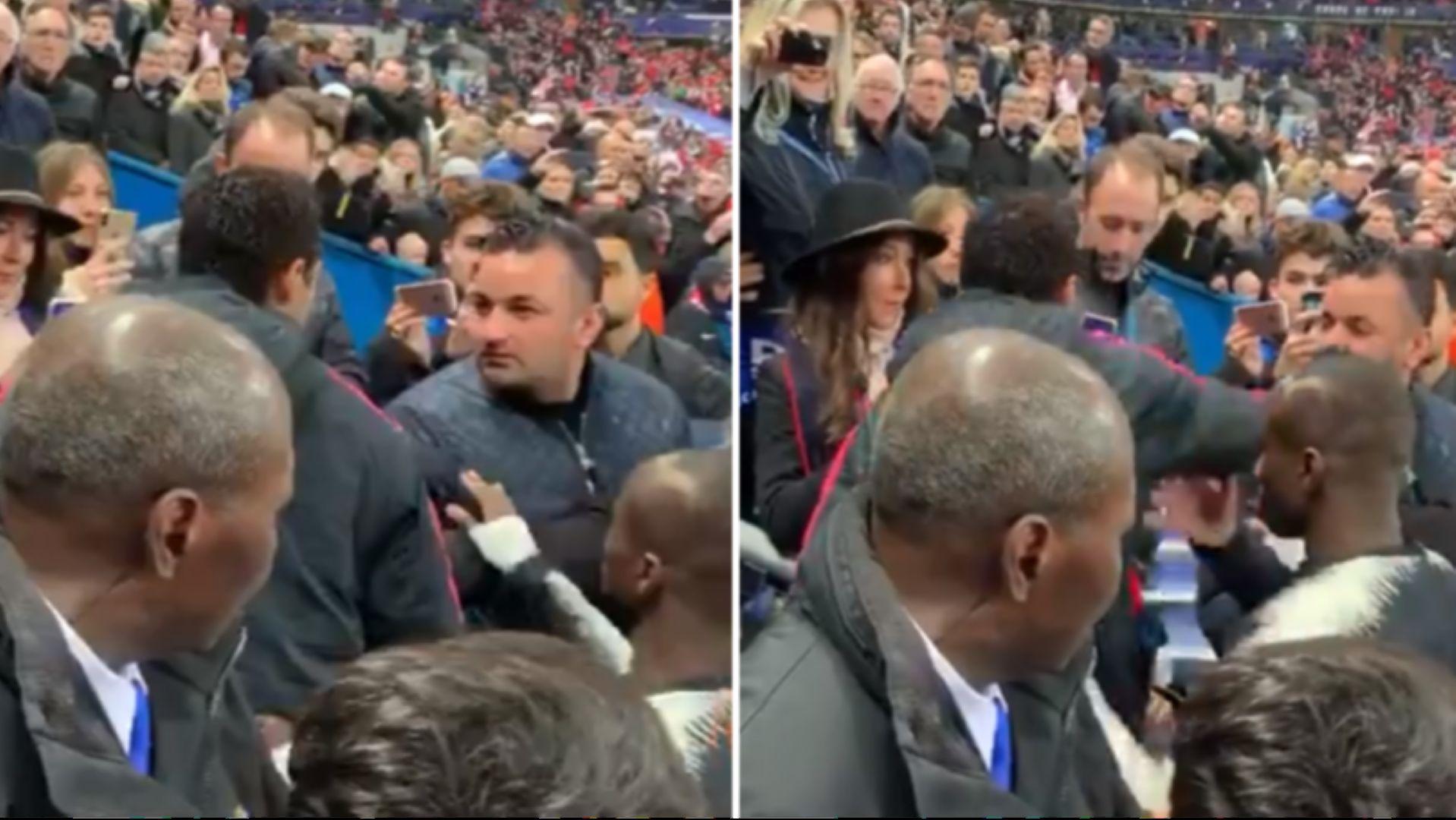Атаката му срещу фен на Рен след финала за Купата на Франция предизвика и клуба, и треньора Томас Тухел да го критикуват