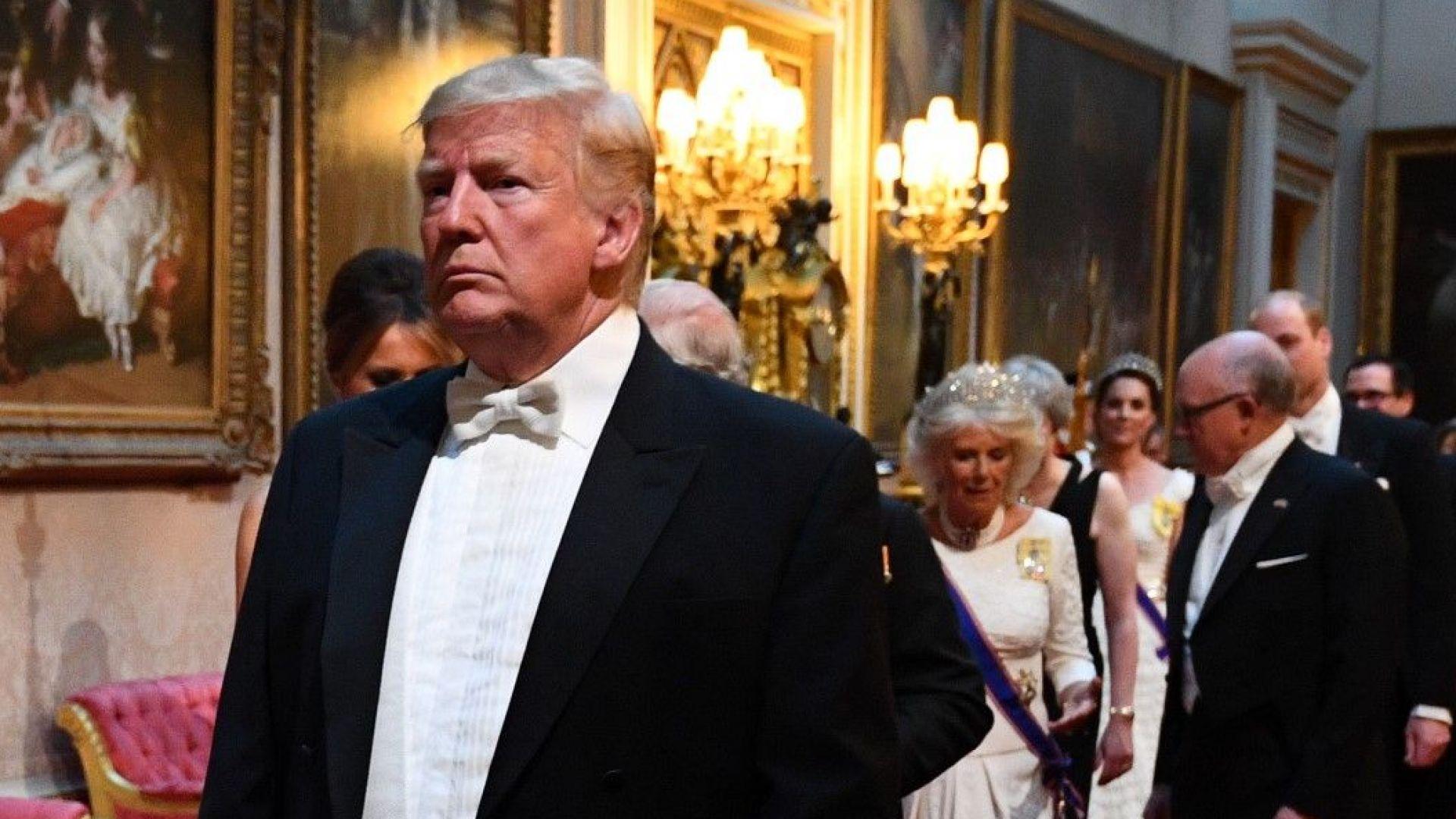 """Мей ще приветства """"голямото партньорство"""" със САЩ на срещата си с Тръмп"""