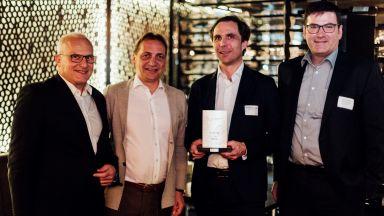 Награди на System Alliance Europe за 2018 г