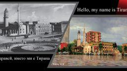 """Фотоизложбата """"Здравей, името ми е Тирана!"""" представя столицата на Албания"""