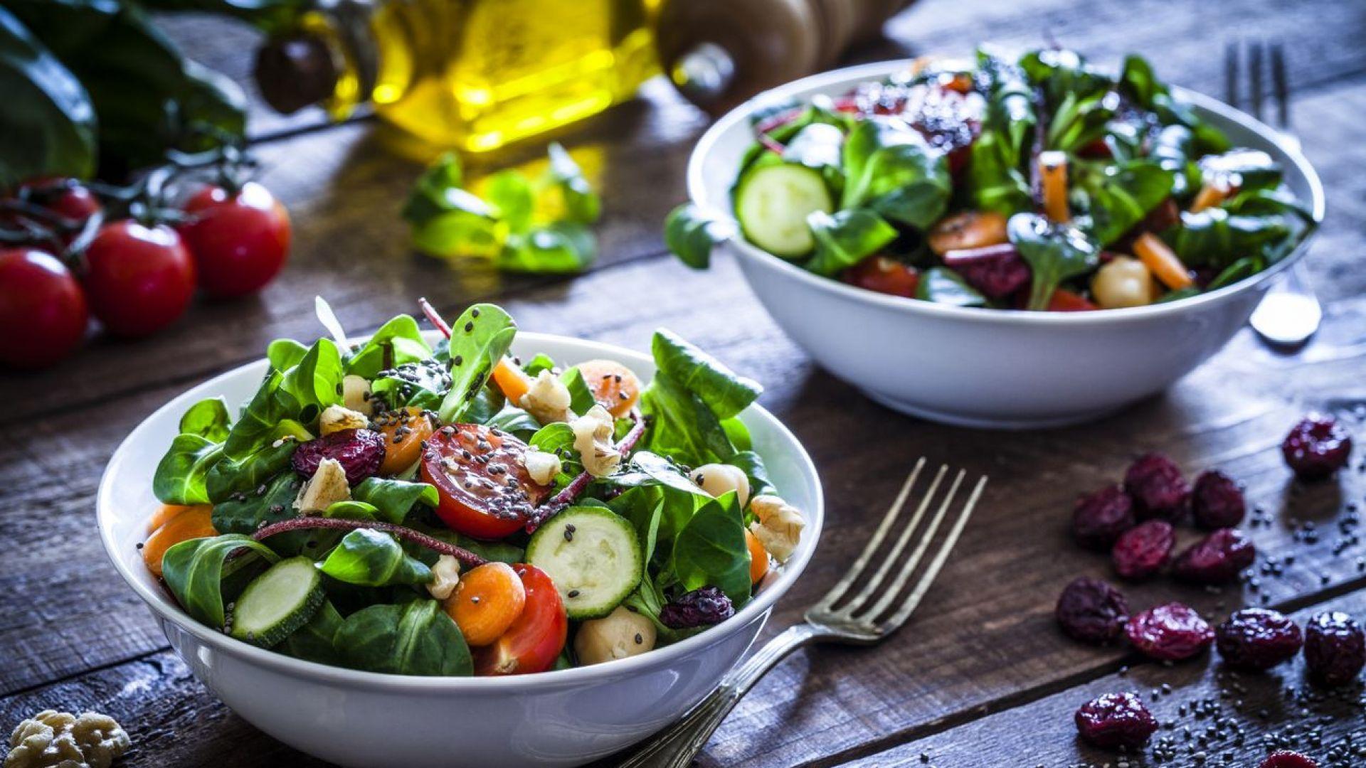 Храни, които помагат срещу високо кръвно
