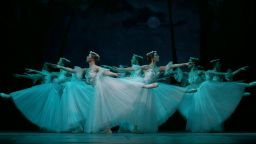 """Апотеозът на романтичния балет """"Жизел"""" в Софийската опера (галерия)"""