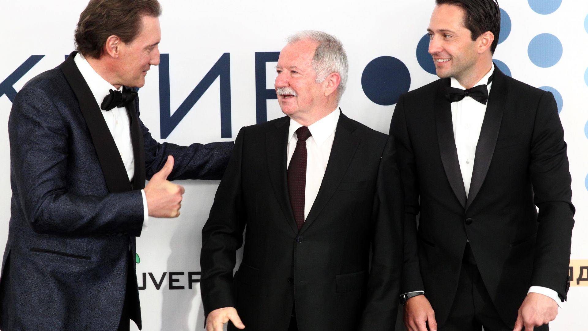 КРИБ раздаде награди за бизнеса на петия си бал