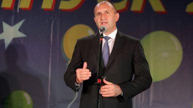 Румен Радев пред ТАСС: Икономическото ни сътрудничество с Русия трябва да се развива