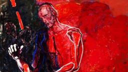 Знакови картини на Светлин Русев представя Съюзът на българските художници