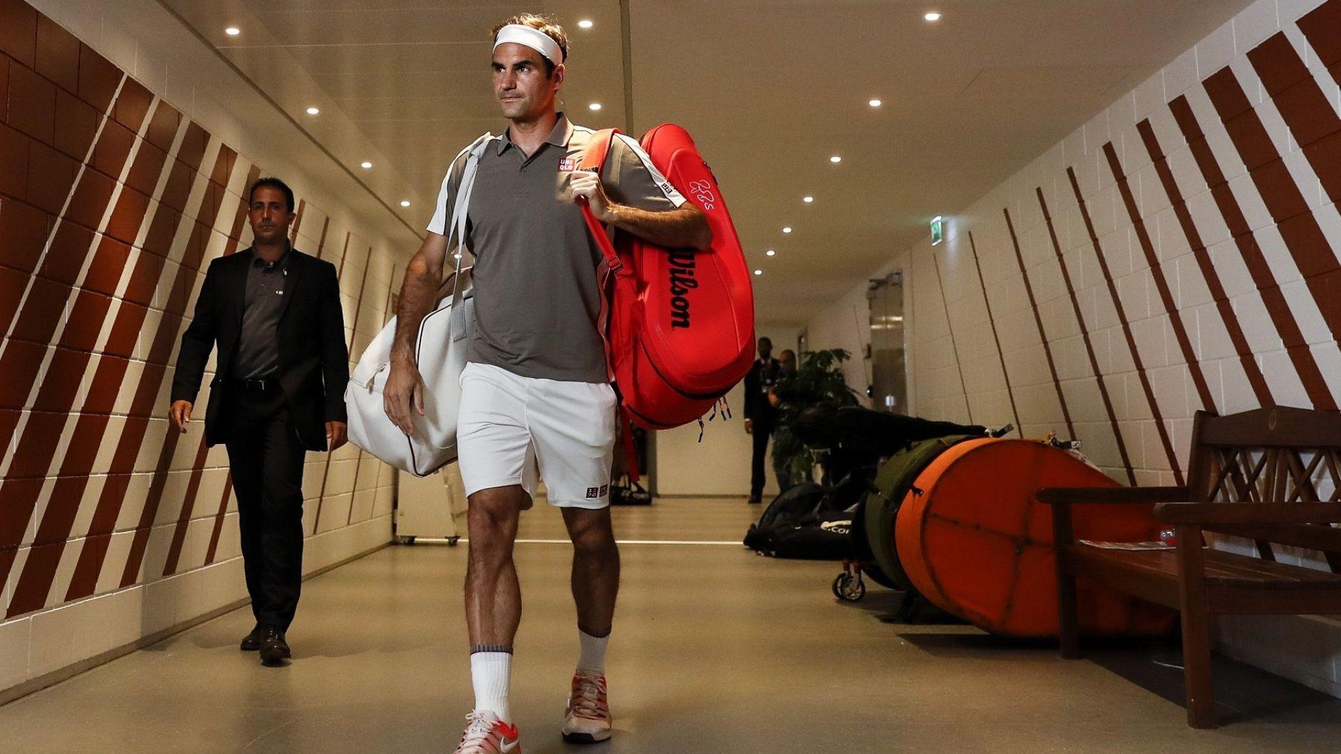 """Федерер вярва в първата победа над Надал на """"Ролан Гарос"""""""