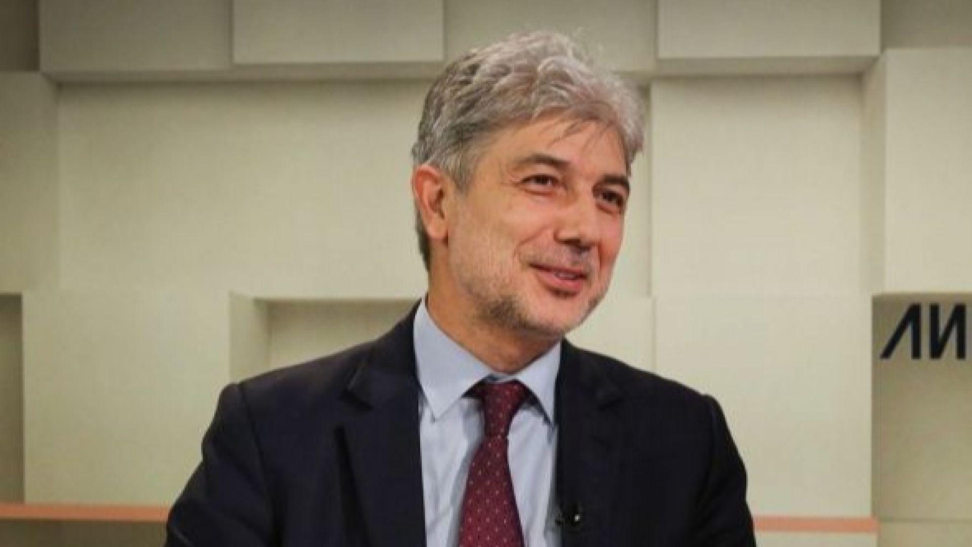 Нено Димов: Няма напрежение в правителството, по-скоро е в малката коалиция