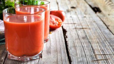 Доматеният сок бори лошия холестерол