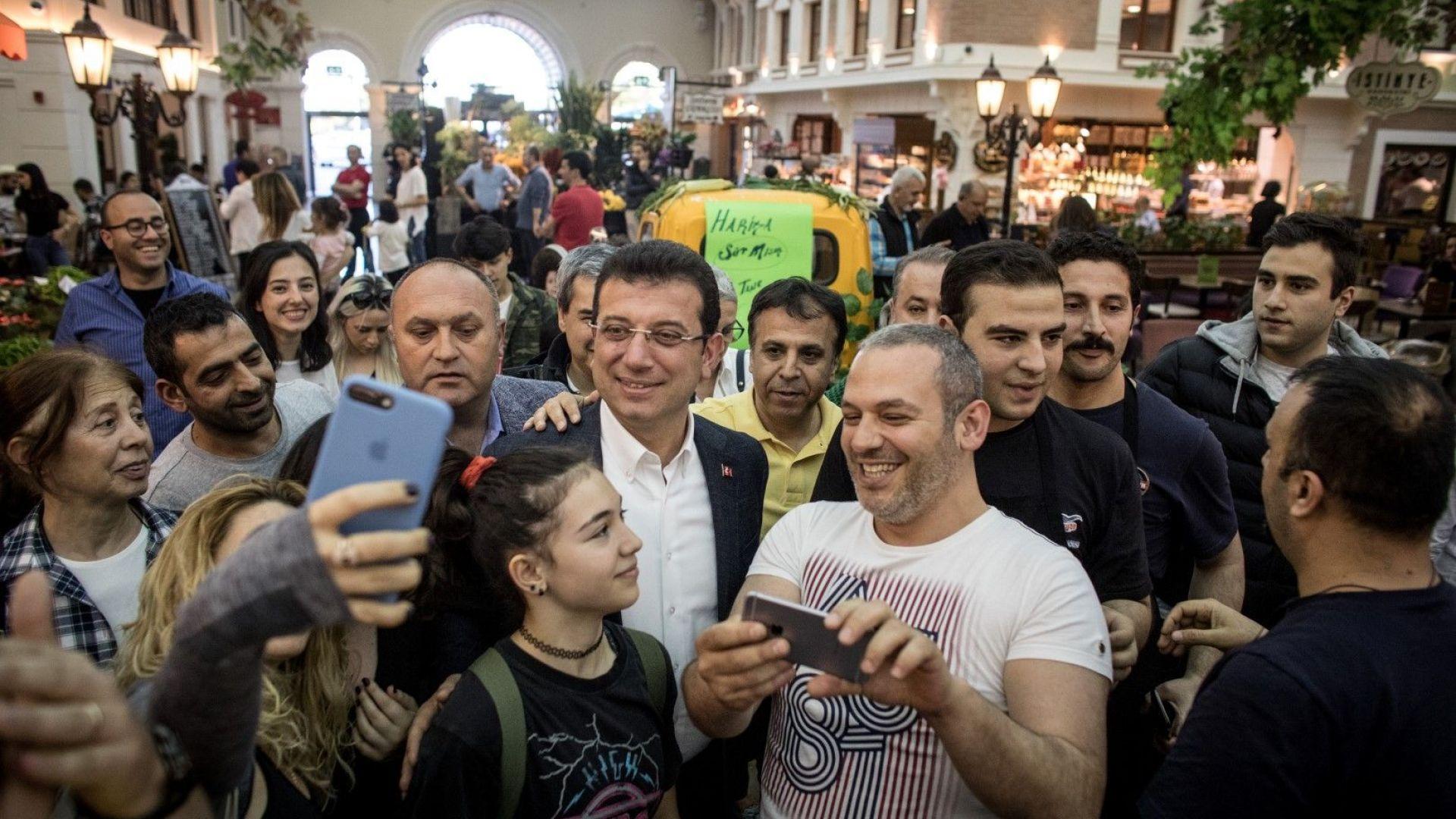 На 23 юни гражданите на Истанбул отново ще участват в