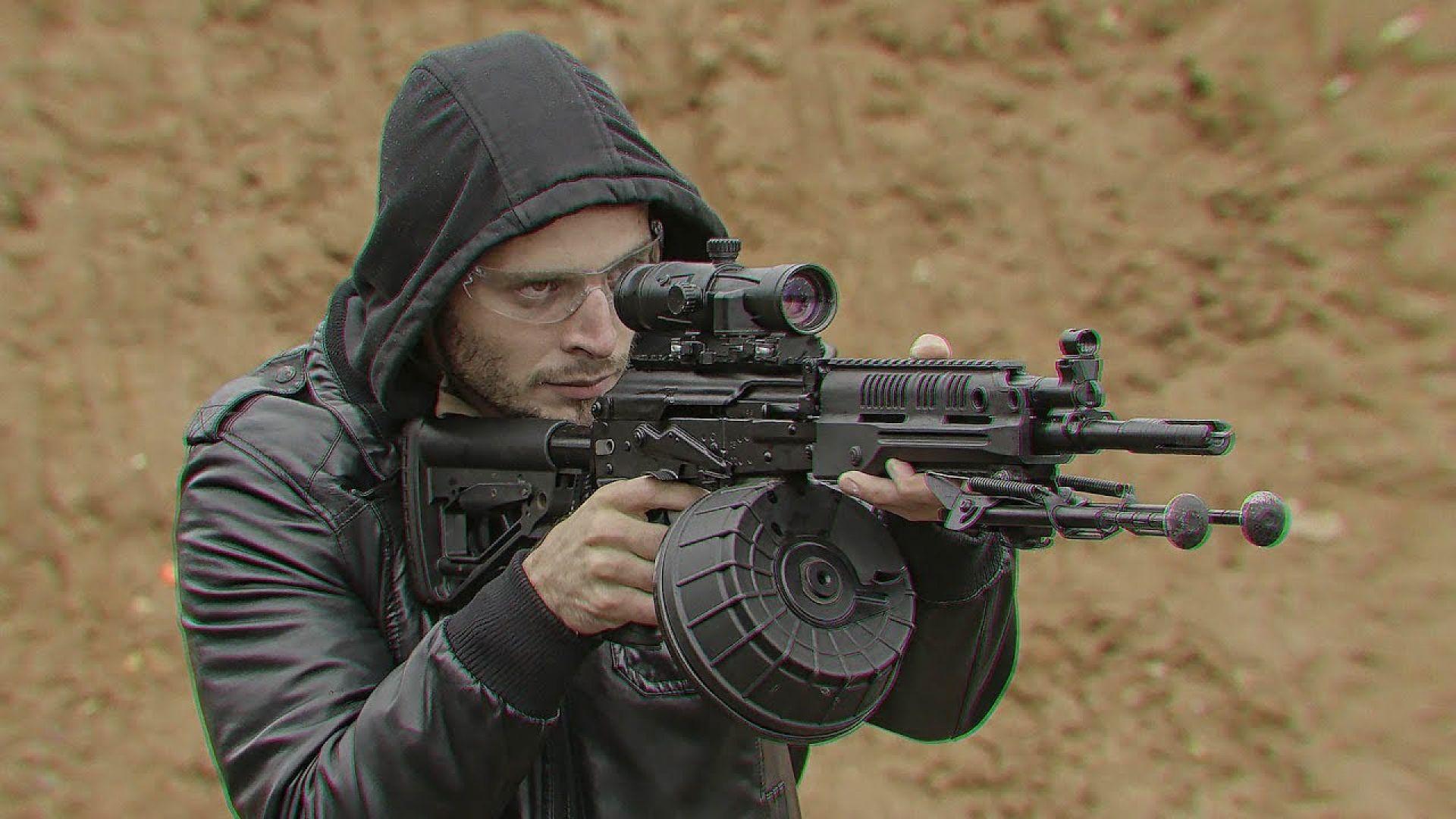 """Калашников"" стартира масово производство на новa картечница"