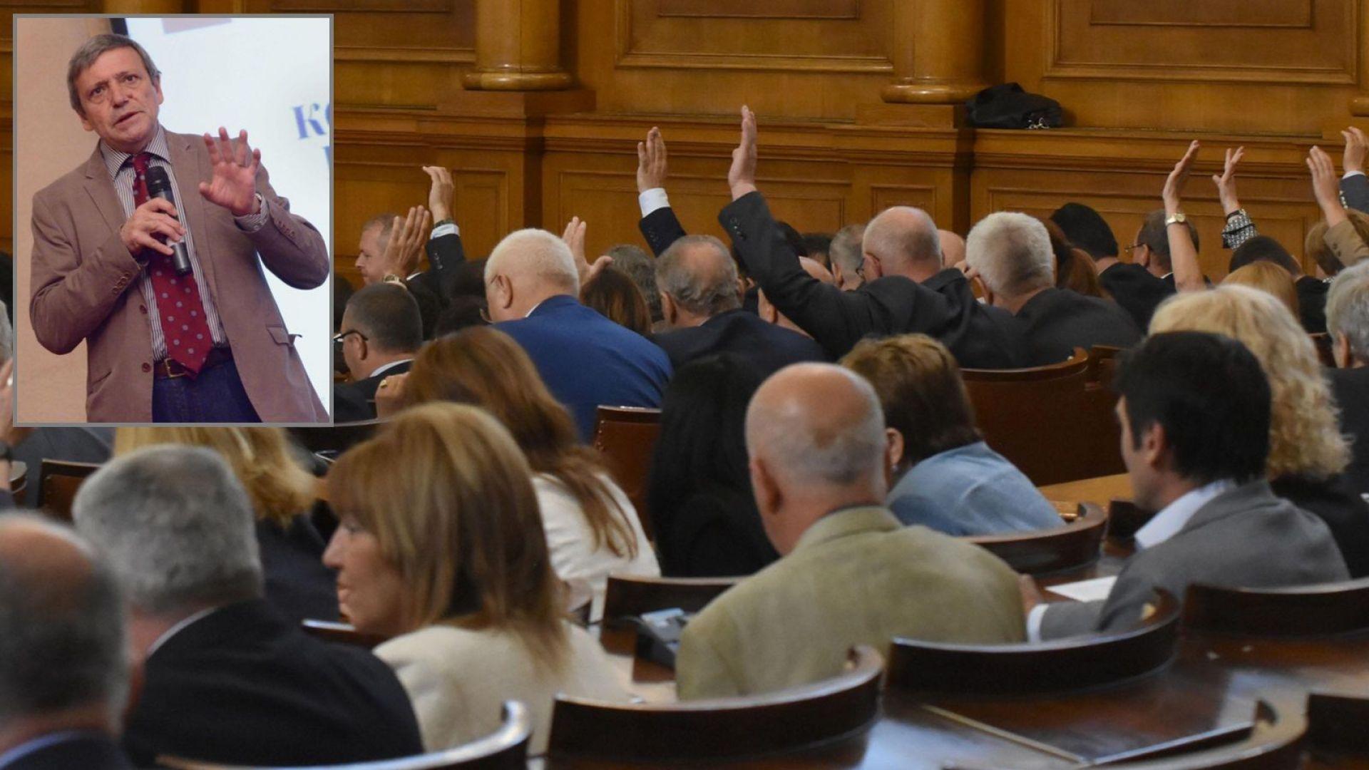 Красен Станчев с 5 аргумента срещу данъчните предложения на БСП и ДПС