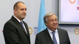 Радев и Гутериш: Отстъплението от многостранната дипломация генерира напрежение