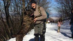 И Oкръжният съд остави в ареста собственика на петте кучета-убийци