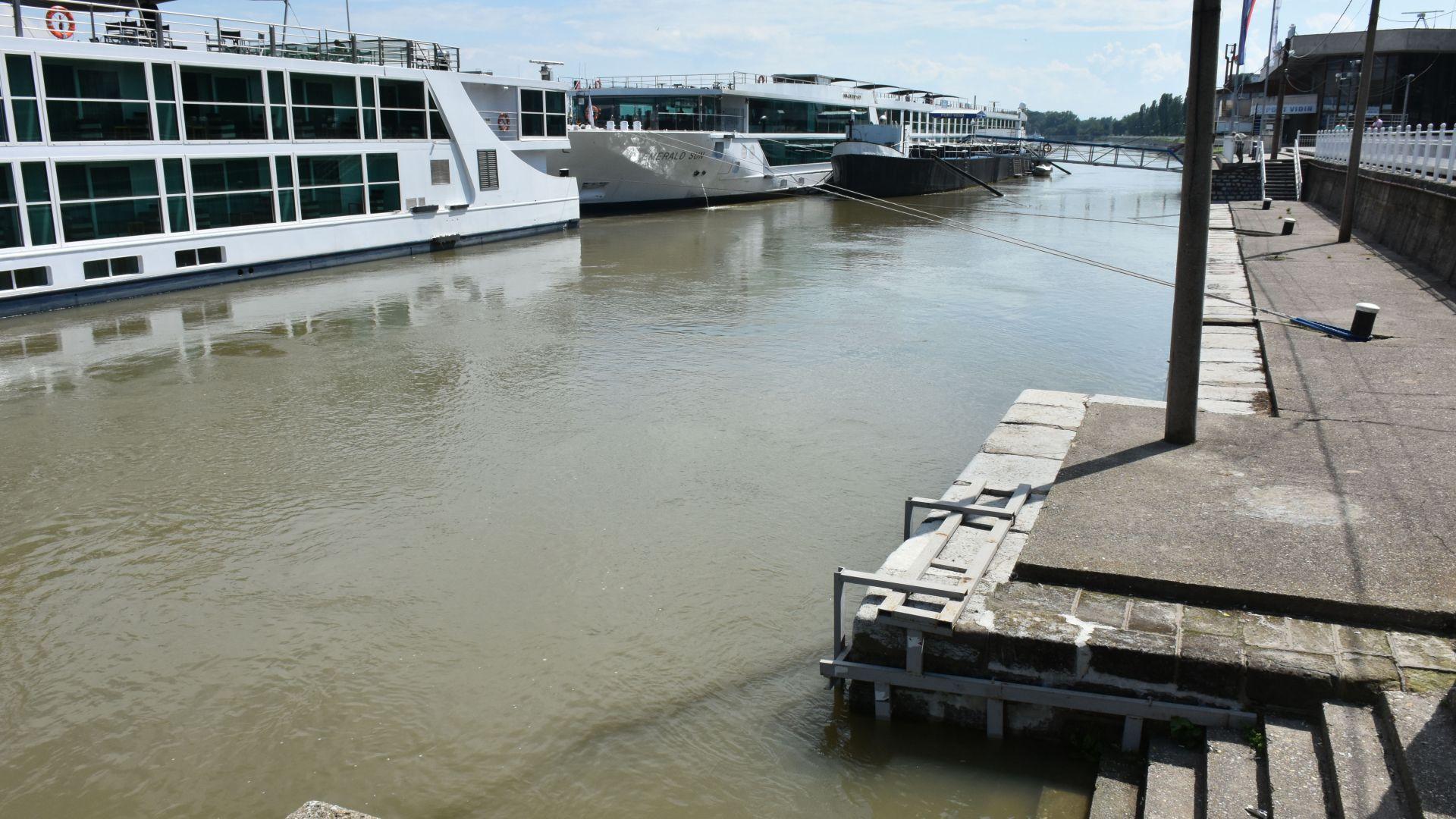 Повишено внимание на река Дунав след два дни