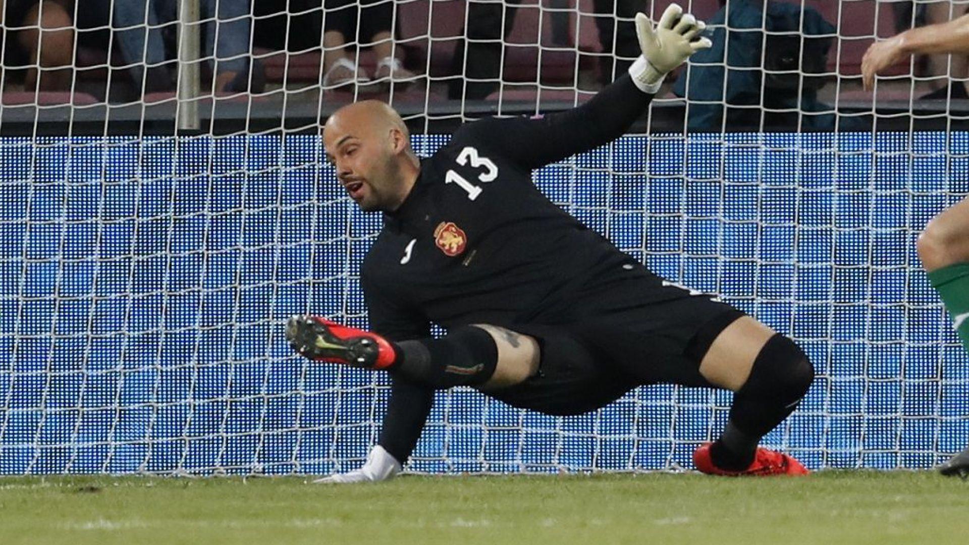 Николай Михайлов става капитан и на националния отбор