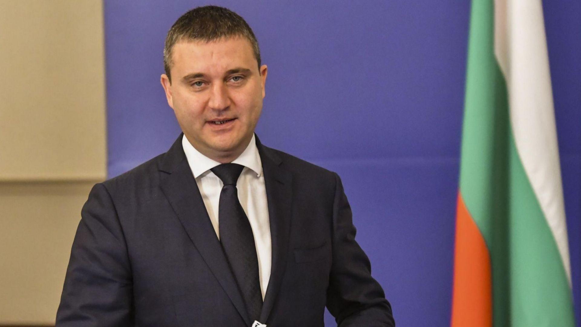 Владислав Горанов за теча от НАП: Да не героизираме едно престъпление