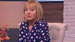 Манолова: Ако се кандидатирам, ще стана кмет. Не съм говорила със Слави, имайте търпение
