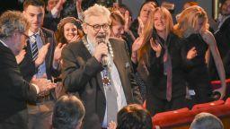 След 5-годишно отсъствие Стефан Данаилов се завърна на сцената на Народния театър