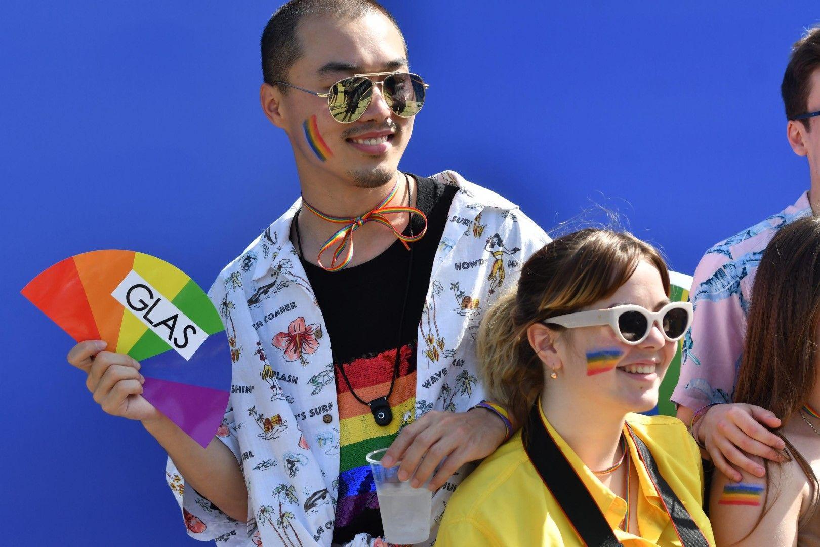 Гейовете искат равни права, искат да бъдат приемани