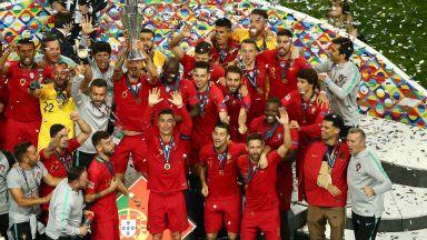 Португалия изстрада титлата и затвърди доминация в Европа