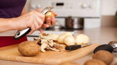 Беленето на картофи противодейства по-добре на стреса от йогата