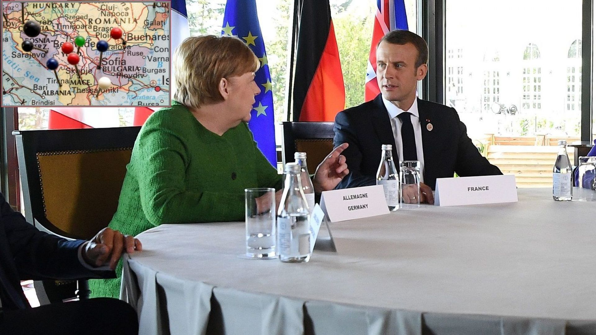 Европейските лидери се обръщат към балканските страни извън ЕС за възпиране на Русия и Китай