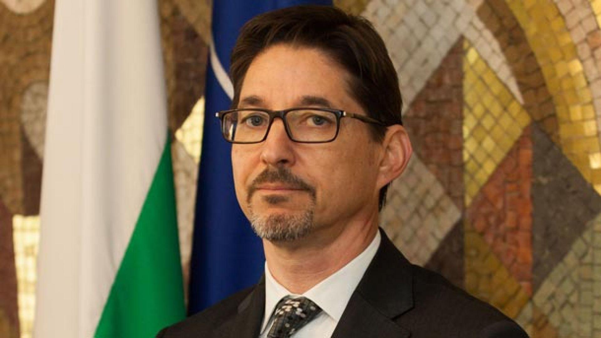 Бойко Борисов освободи зам.-министъра на външните работи