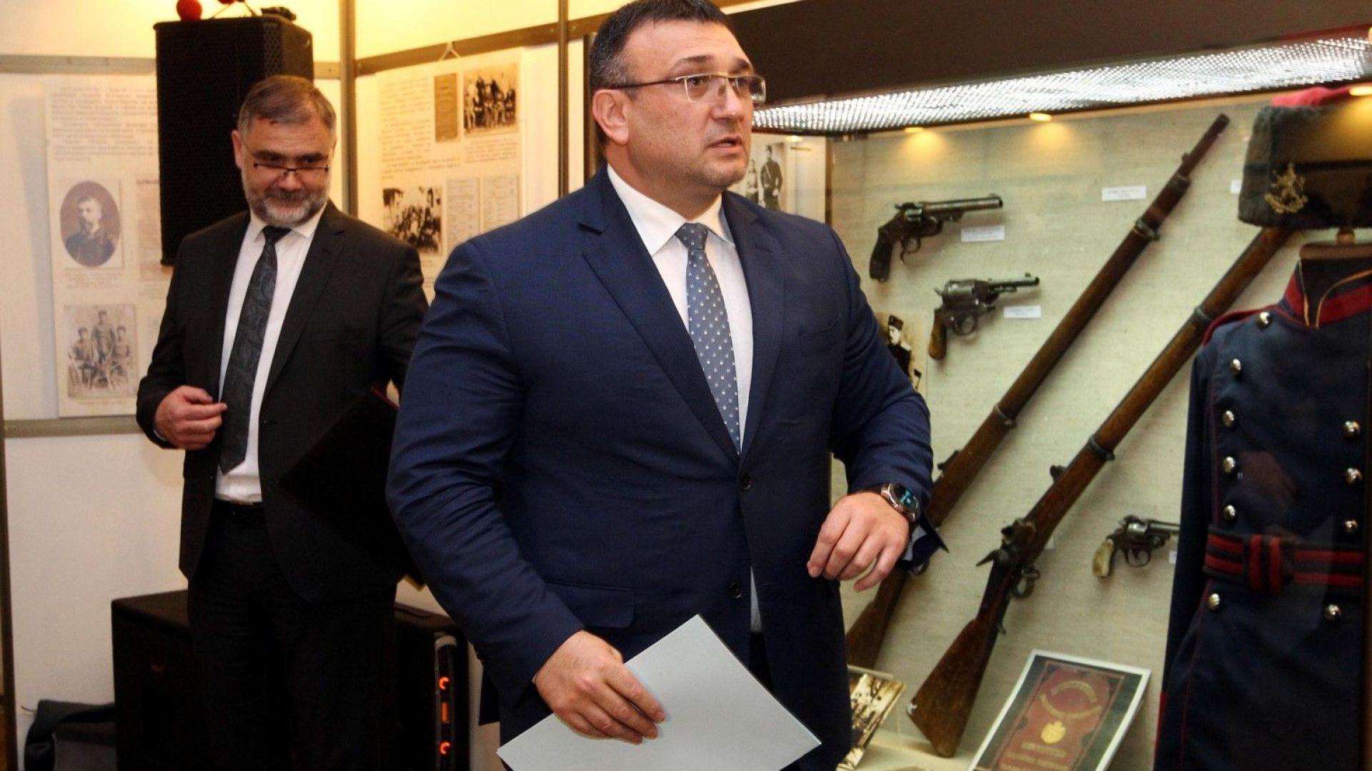 Младен Маринов: Налага се създаването на Антитерористични центрове