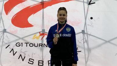 """Трети медал за талантите на """"Еврофутбол"""" в Румъния"""