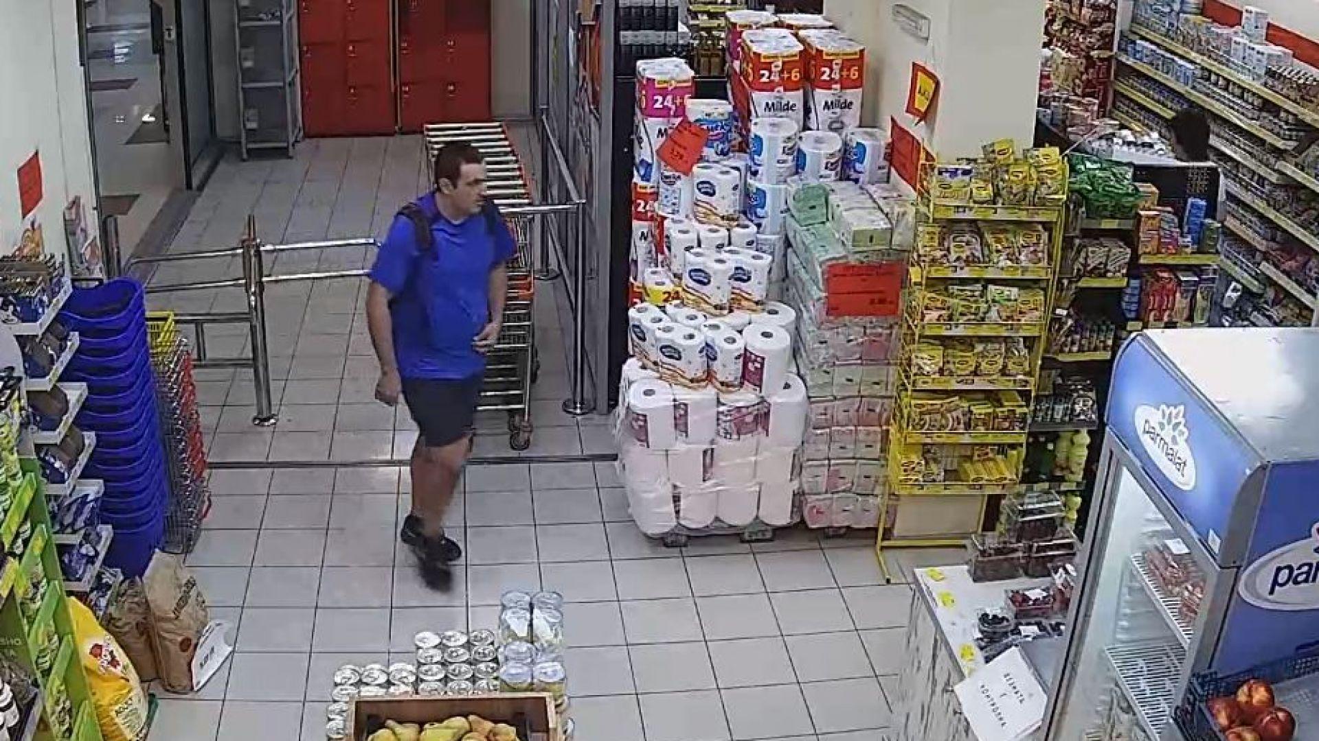 Арестуваха с белезници крадеца на ракия в Бургас