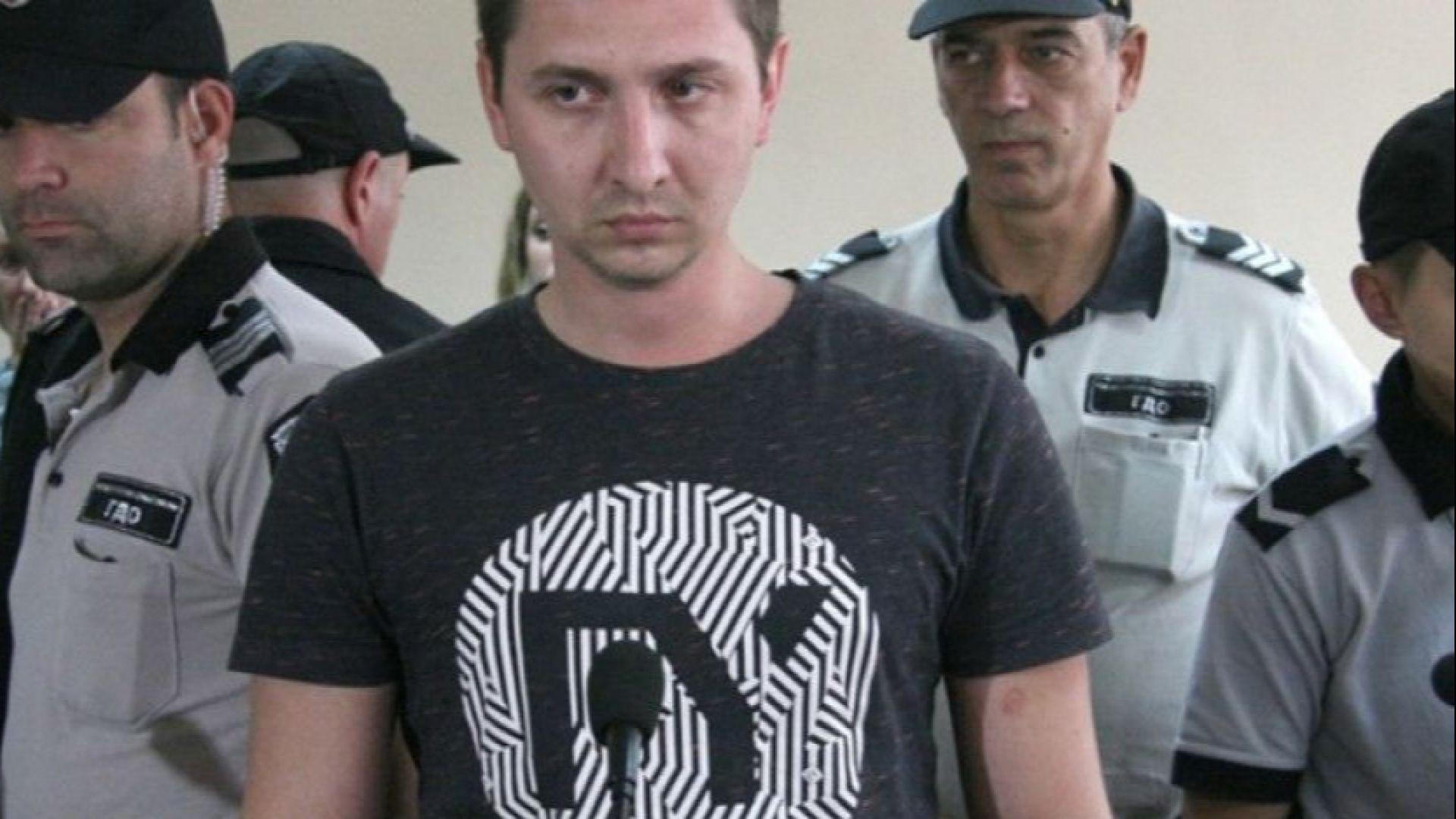 Украинският тираджия, убил бременната Северина и мъжа й, ще лежи 7 г.