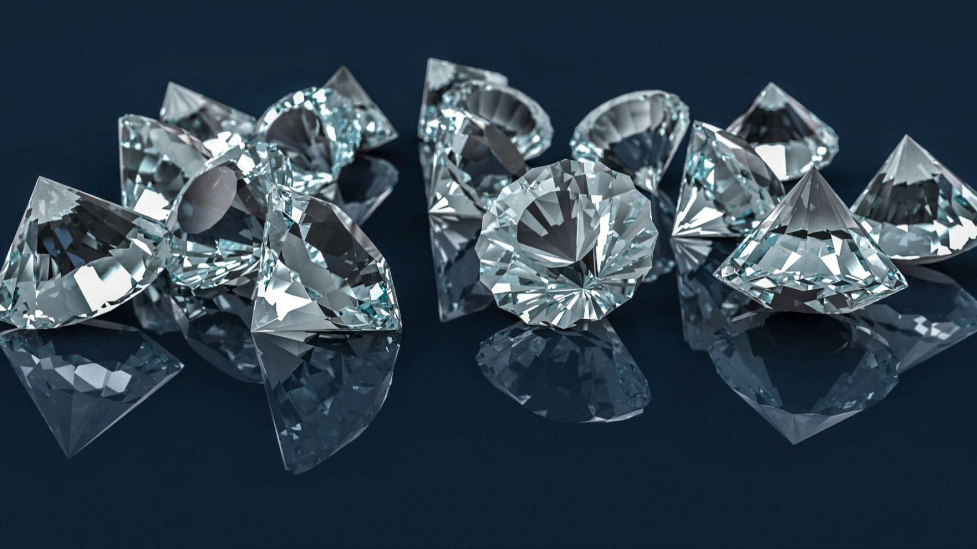 """Руската """"Алроса"""" отчете срив с 51 на сто на продажбата на диаманти"""