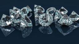 Създадоха изкуствени диаманти при стайна температура