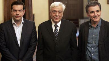 Гръцкият президент прие искането на Ципрас за предсрочни избори
