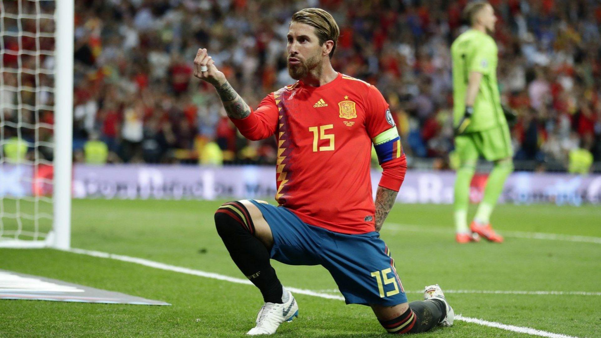 За историята: Испания отива на Евро 2021 без нито един играч на Реал Мадрид