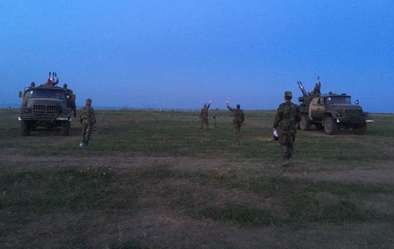 """Днес предстоят дневни и нощни пускове и стрелби с ПЗРК """"Стрела 2М"""" и зенитна установка ЗУ-23-2"""