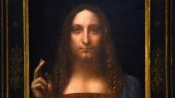 """""""Спасителят на света"""" на Леонардо е окачена в...  саудитска яхта"""