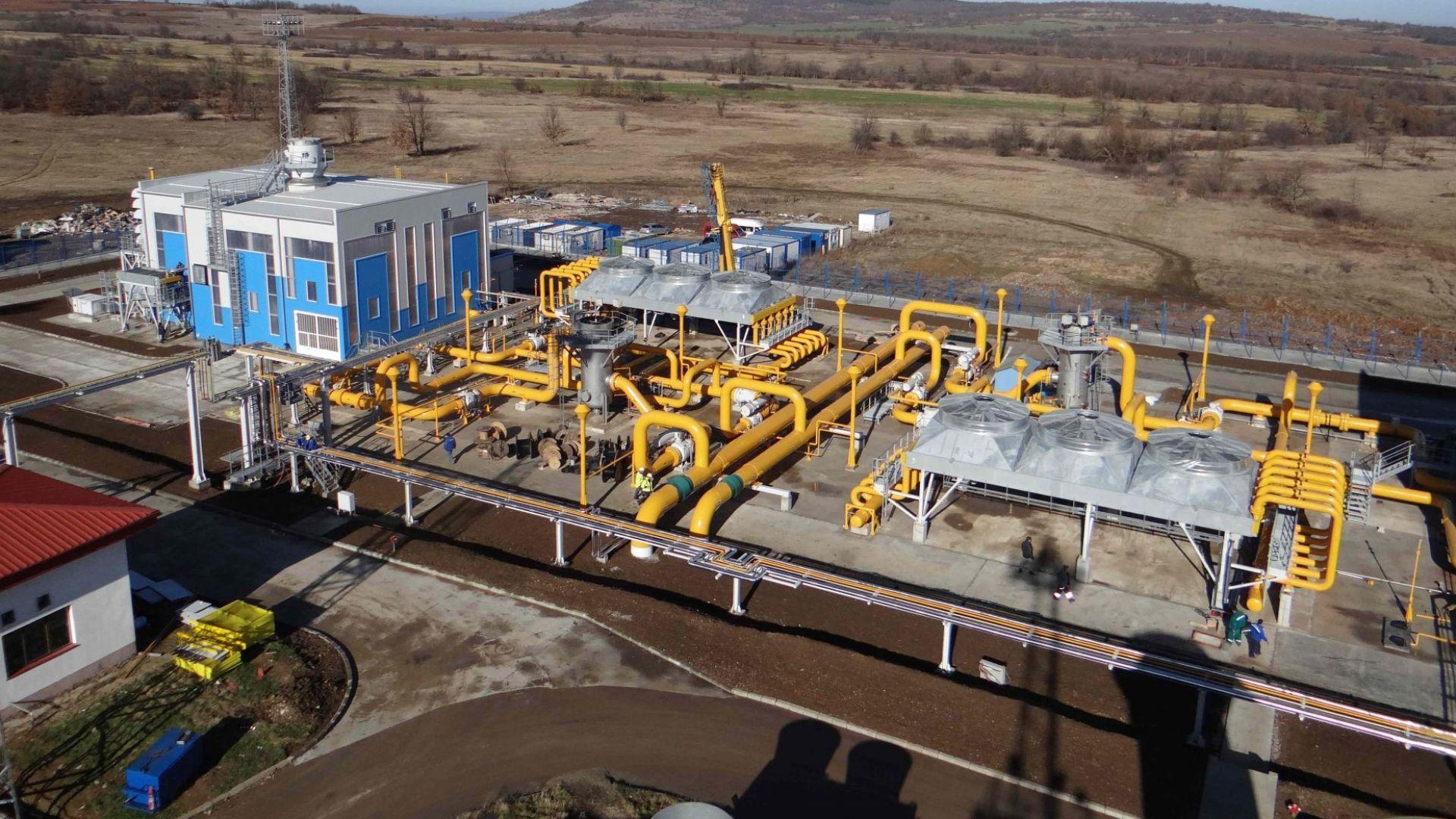 """Немски и украински фирми искат да правят нови компресорни станции на """"Булгартрансгаз"""" ЕАД"""