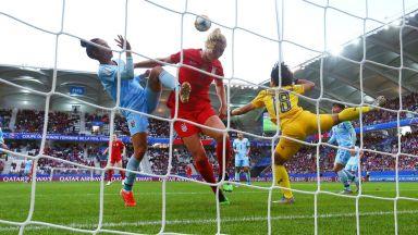 Шампионът вкара 13 гола на дебютанти и счупи рекорд на Мондиали