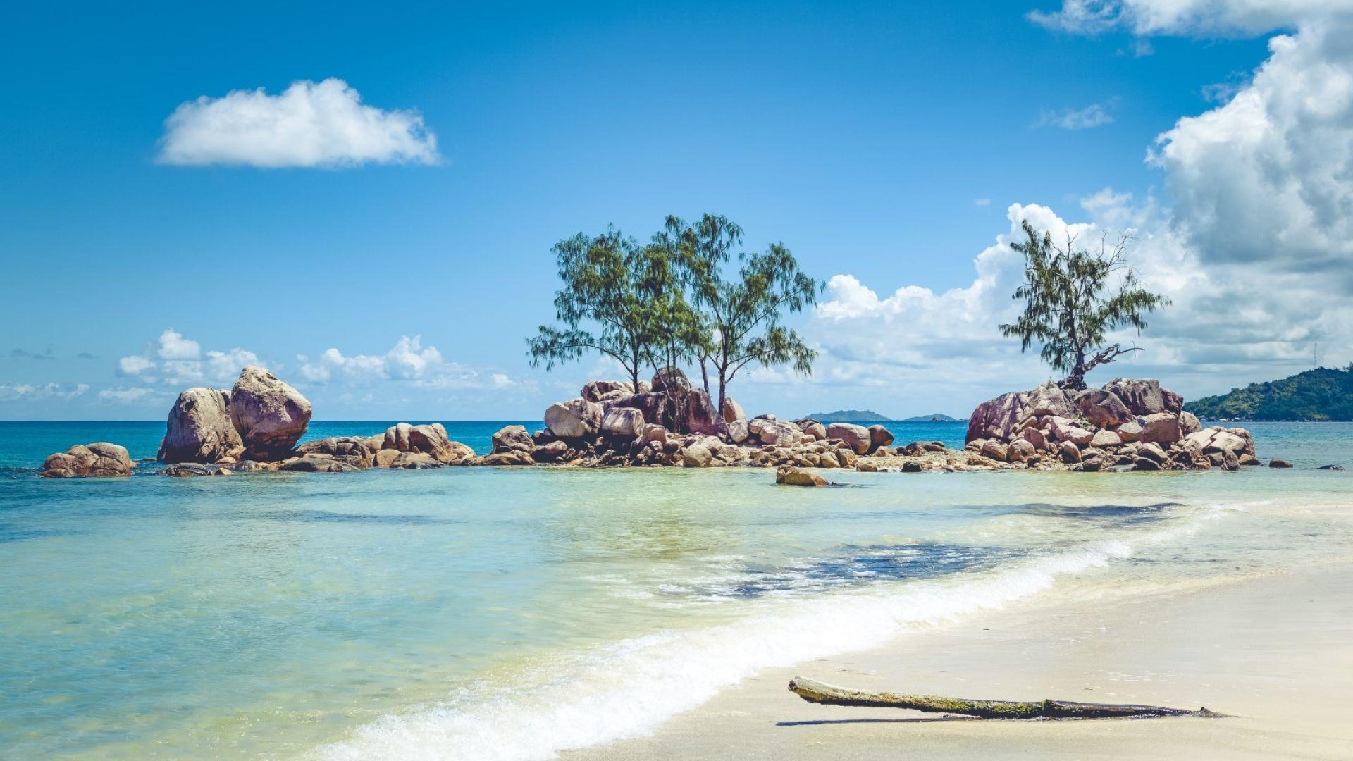 Кои са 25-те най-хубави плажа на света - 1 част (галерия)