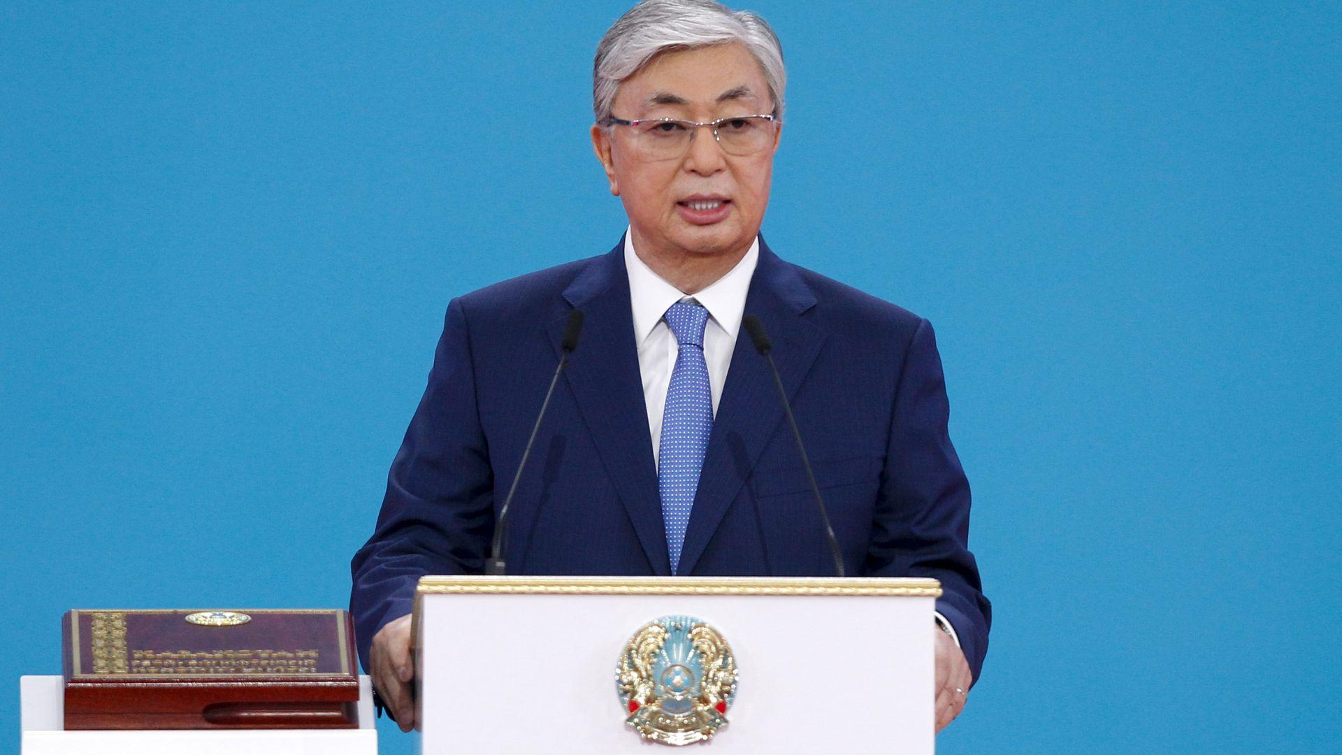 Касъм Жомарт-Токаев отмени смъртното наказание в Казахстан