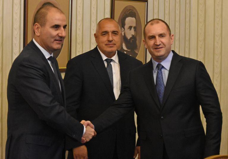 На 4 май 2017 г. третото правителство на Бойко Борисов пое властта
