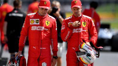 """Шефът на """"Ферари"""": Време е Фетел и Леклер да се изяснят"""
