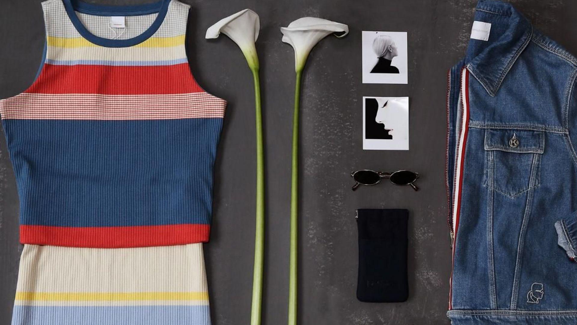 Цветовете на юни - шопинг селекция за свежо и прохладно лято